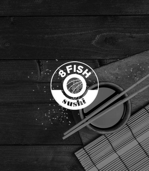 8 Fish Sushi